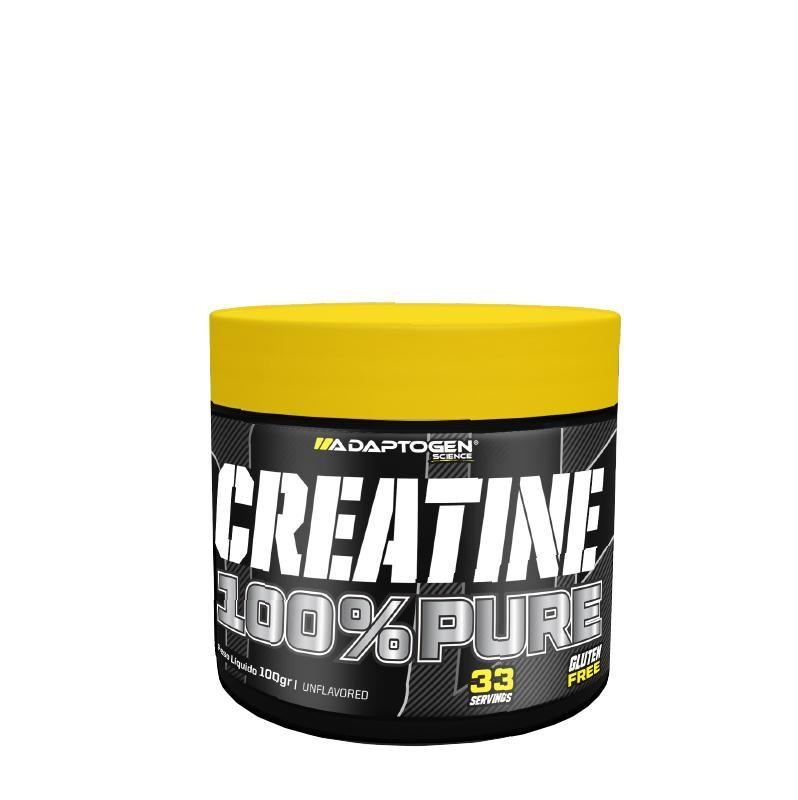 Creatine 100% pure 100g - Adaptogen