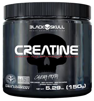 CREATINE 150Gr - BLACK SKULL