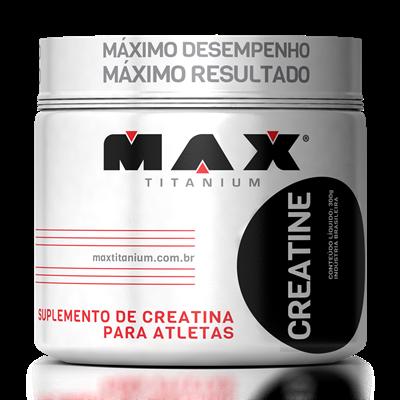 CREATINE 150gr - MAX TITANIUM