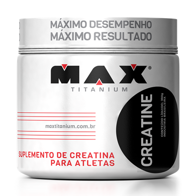 CREATINE 300gr - MAX TITANIUM