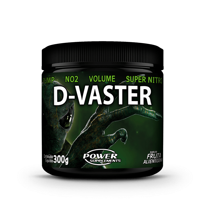D-VASTER 300G - POWER SUPPLEMENTS