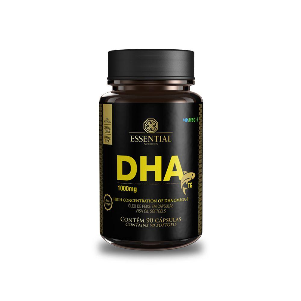 DHA TG 90 CAPS - ESSENTIAL NUTRITION