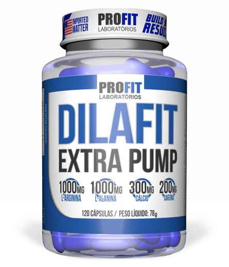 DILAFIT EXTRA PUMP 120 CÁPSULAS - PROFIT