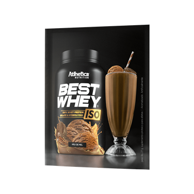 DOSE UN. BEST WHEY ISO 24G