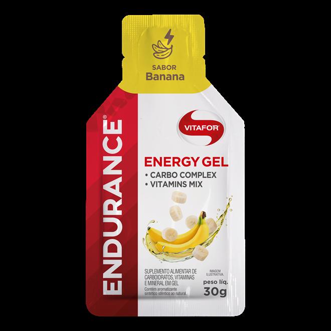 ENDURANCE ENERGY GEL 30G - VITAFOR