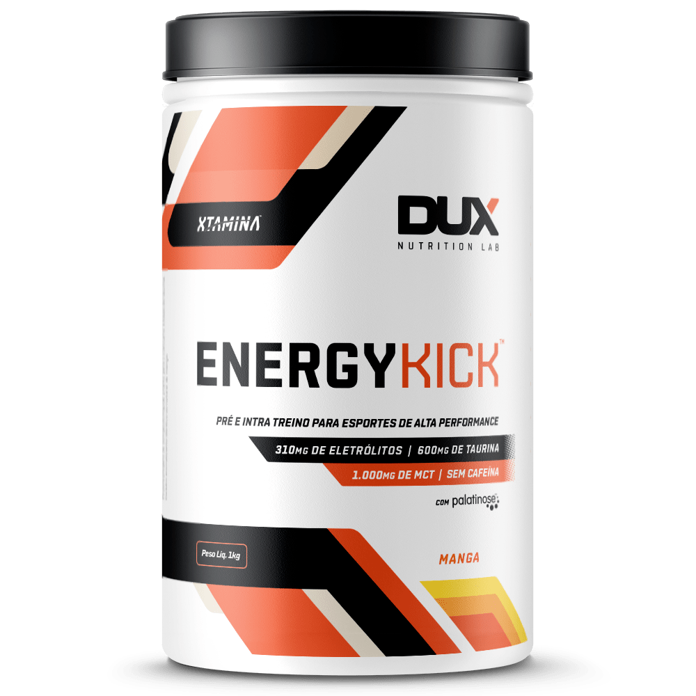 Energy Kick - Pote 1000g - Dux Nutrition Lab