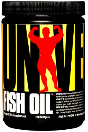 FISHOIL - UNIVERSAL NUTRITION