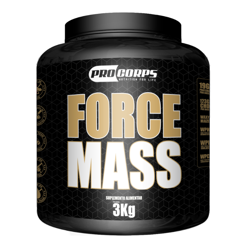 FORCE MASS 3KG - PROCORPS