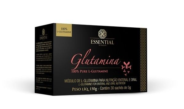 GLUTAMINA 150gr -ESSENTIAL NUTRITION