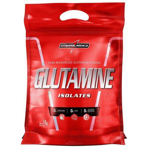 GLUTAMINE NATURAL 1KG - INTEGRALMEDICA