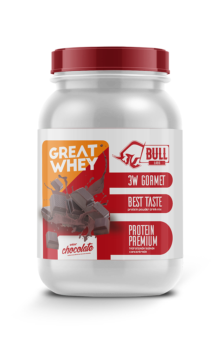 GREAT WHEY 900G - BULL LABS
