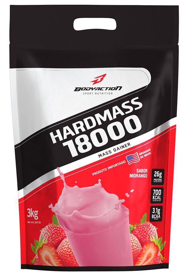 HARD MASS 18000 3KG - BODYACTION