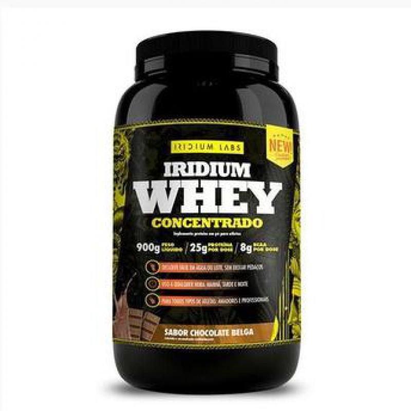 IRIDIUM WHEY CONCENTRADO - 900G - IRIDIUM LABS