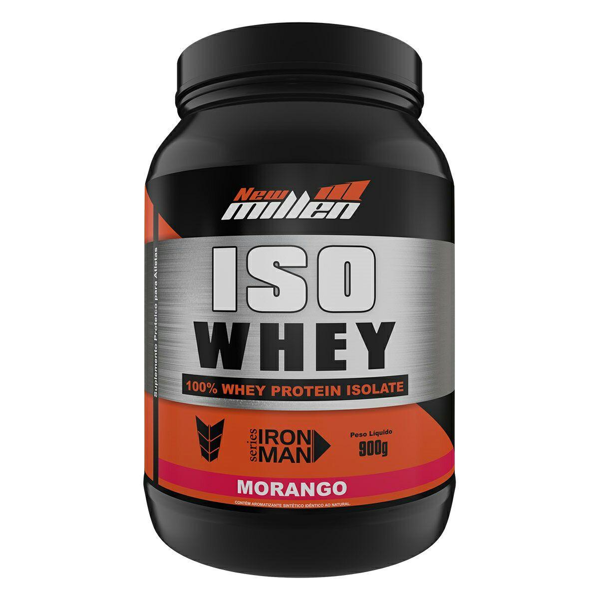 ISO WHEY 900g PT - NEW MILLEN
