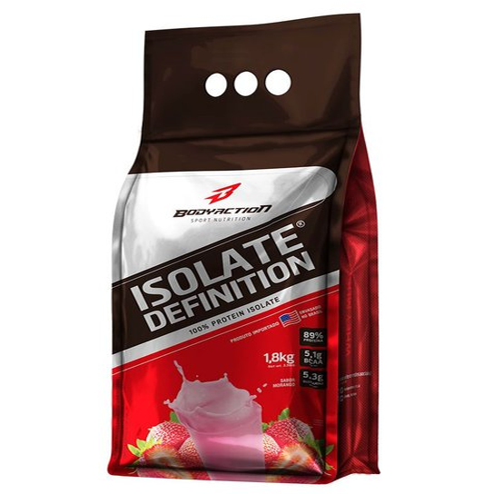 ISOLATE DEFINITION REFIL 1,8KG BODY ACTION