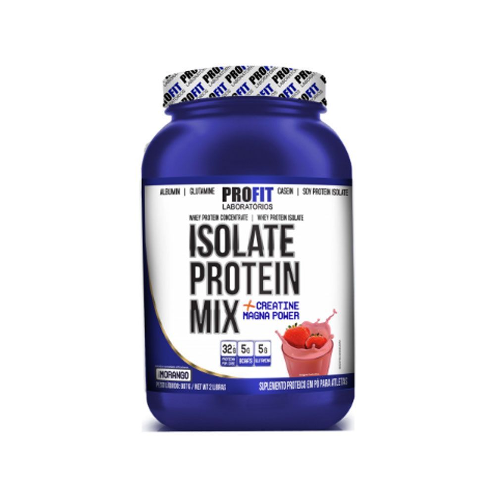 ISOLATE PROTEIN MIX POTE 900G - PROFIT