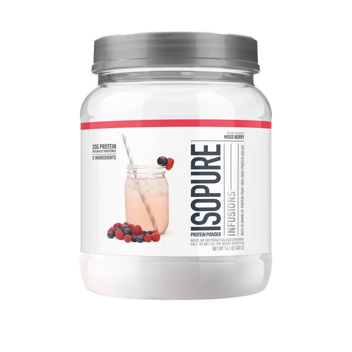 ISOPURE INFUSION 400G - NATURES BEST