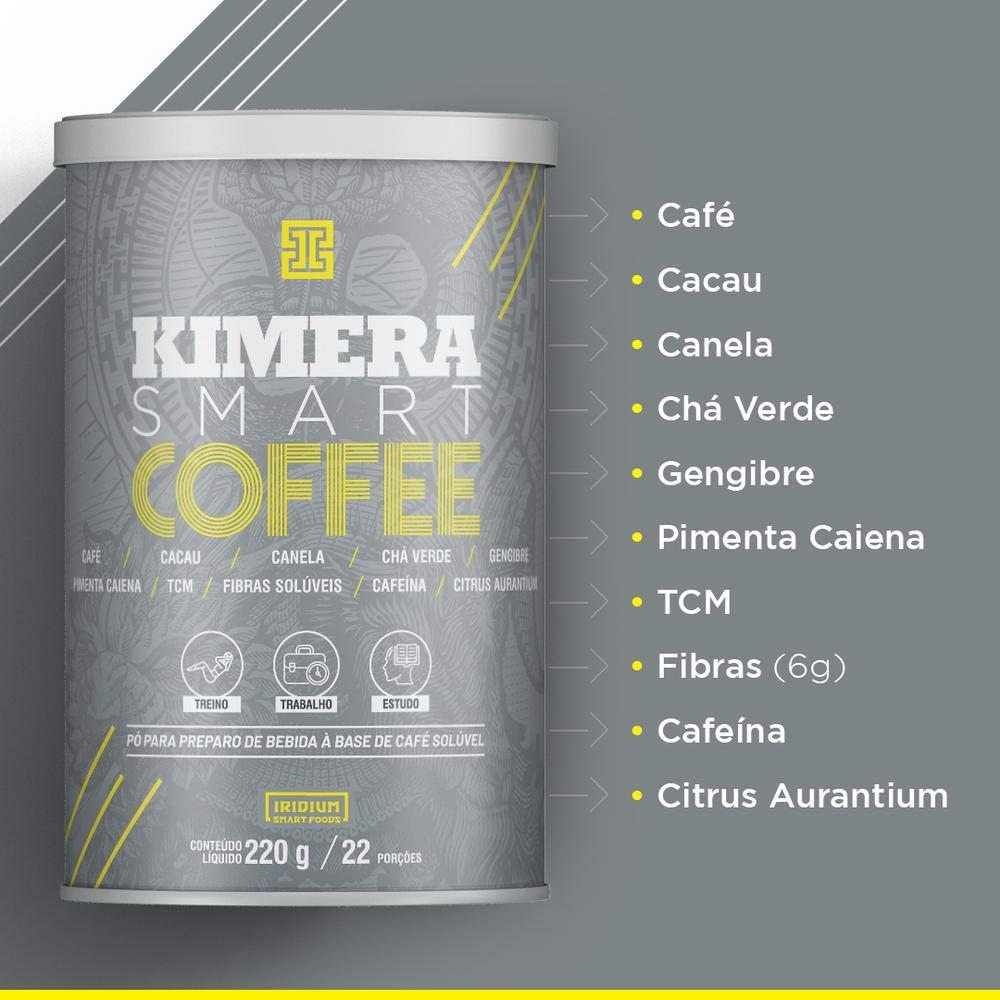 KIMERA SMART COFFEE  220g - IRIDUM LABS
