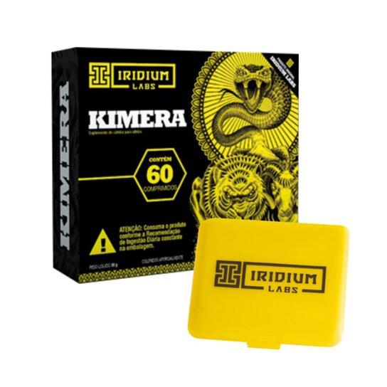 KIMERA THERMO 60 CAPS - IRIDIUM LABS