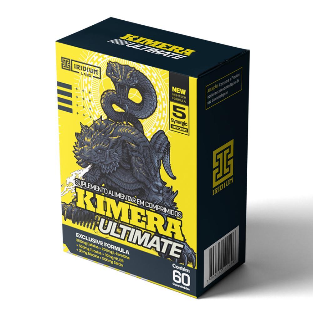 Kimera Ultimate - 60 comps - Iridium Labs