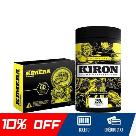 KIT SLIM IRIDIUM - KIMERA  + KIRON