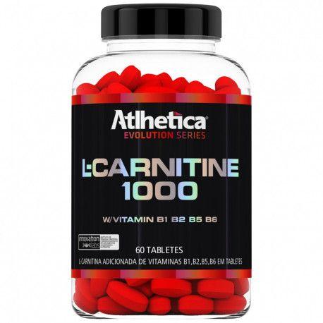 L-CARNITINA 1000 60 TABS