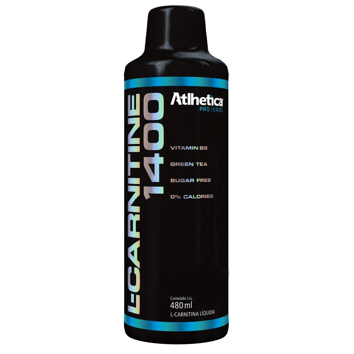 L-CARNITINE 1400 PRO SERIES 480 ml - Atlhetica nutrition