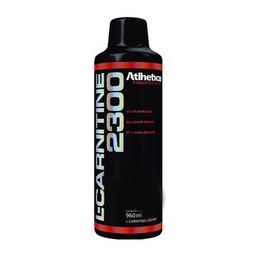 L-CARNITINE 2300 960 ml - Atlhetica Nutrition