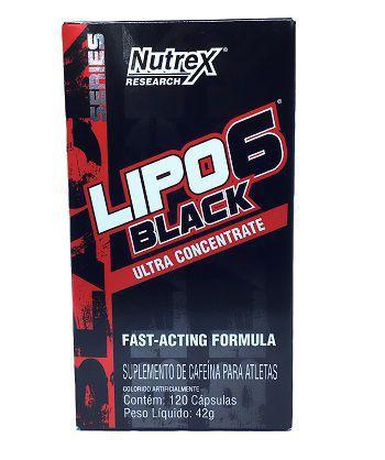 LIPO6 ULTRA CONCENTRADO 120 CAPS