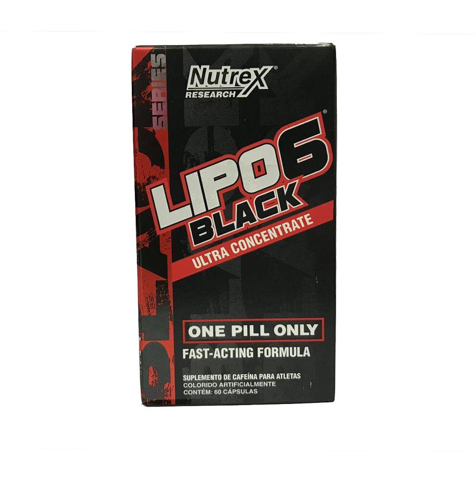 LIPO6 ULTRA CONCENTRADO 60 CAPS