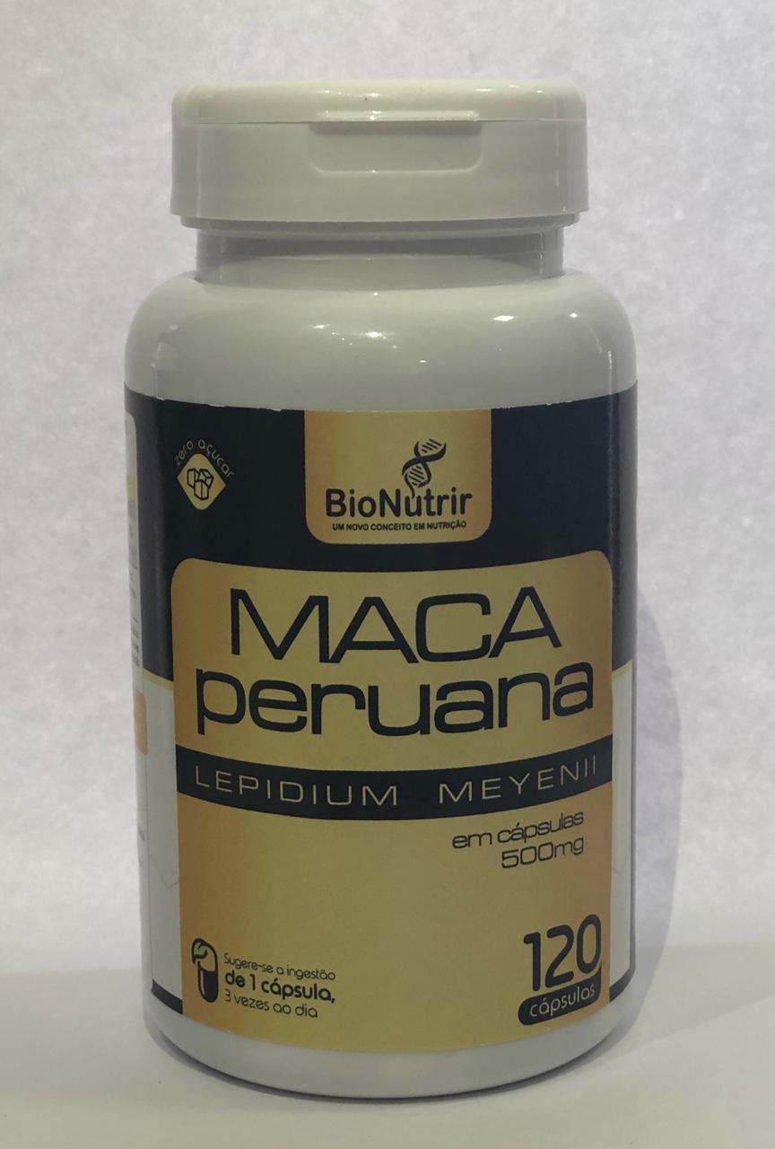 MACA PERUANA - LEPIDIUM MEYENII - 120CAPS