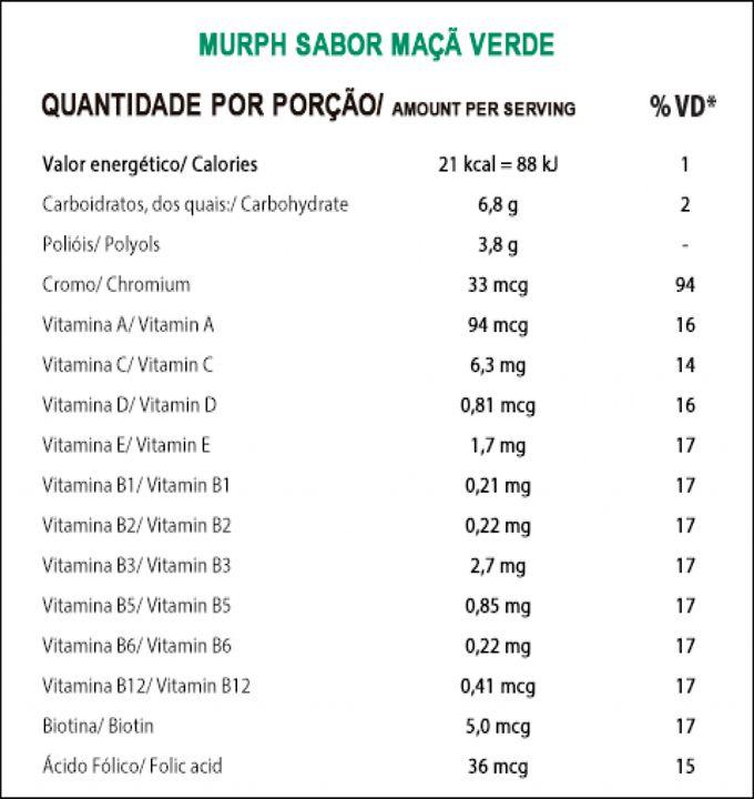 MURPH  PRÉ-WORKOUT 300G - HOPPER NUTRITION