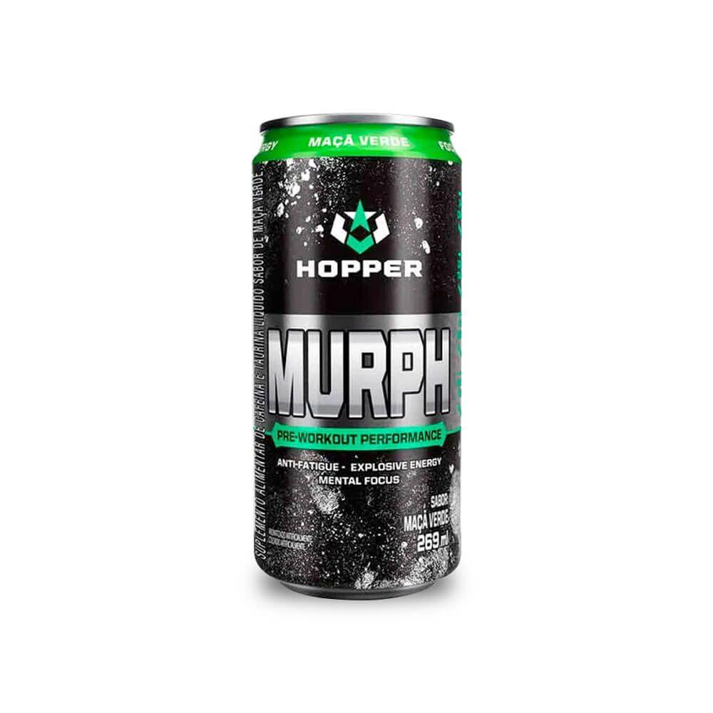 MURPH PRE-WORKOUT DRINK (269ML) - HOPPER