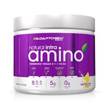NATURAL INTRA AMINO - 210G - ADAPTOGEN
