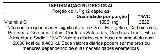 NEUTRA C CLEANLAB 60 CAPS - ATLHETICA NUTRITION