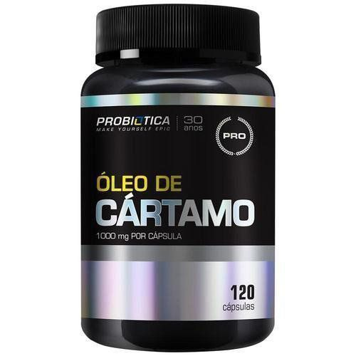 ÓLEO DE CÁRTAMO 1000MG 120 CAPS - PROBIÓTICA