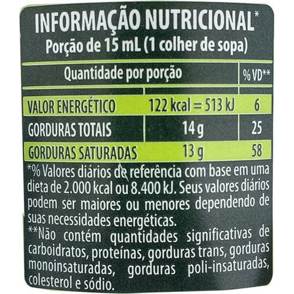 OLEO DE COCO E PALMA SPRAY 147 ML - COPRA