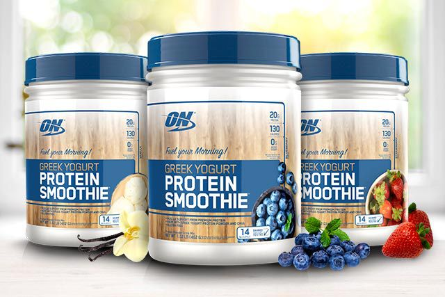 ON GREEK YOGURTE PROTEIN 1,02LBS - OPTIMUM NUTRITION