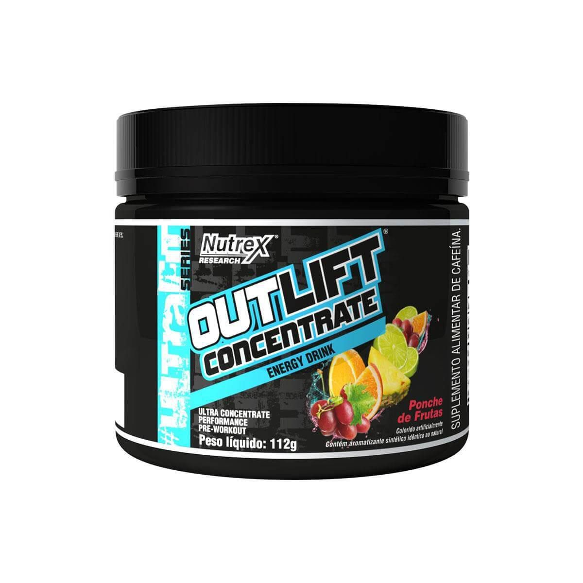 OUTLIFT CONCENTRATE 112G - NUTREX