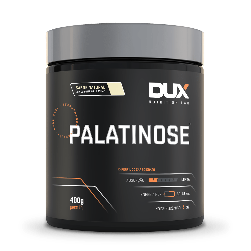 PALATINOSE™ - POTE 400G - DUX NUTRITION
