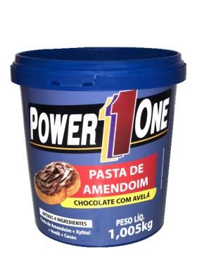 PASTA DE AMENDOIM  INTEGRAL  - POWER ONE