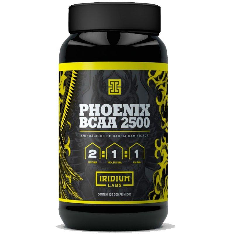 PHOENIX BCAA  2500 - 120 CAPS