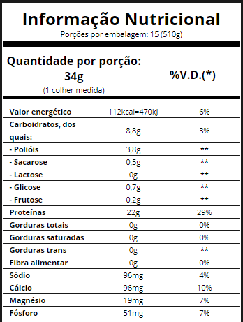PINEAPPLE WHEY - 510G- - ESSENTIAL