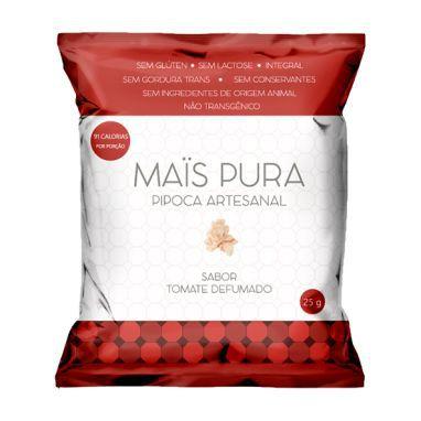 PIPOCA MAIS PURA - TOMATE DEFUMADO - 25G