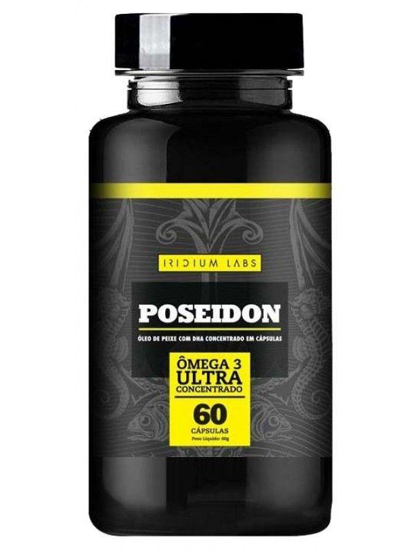 POSEIDON ÕMEGA - 60 CAPS - IRIDIUM LABS