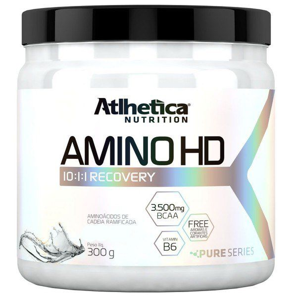 PURE SERIES AMINO HD 10:1:1 300 g ATLHETICA