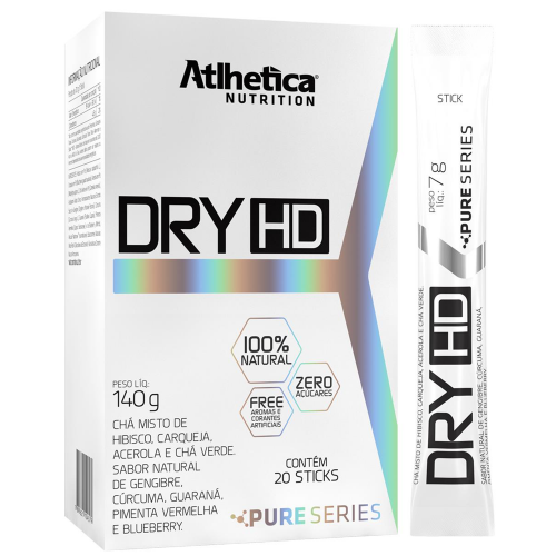 PURE SERIES DRY-HD 20 STICKS