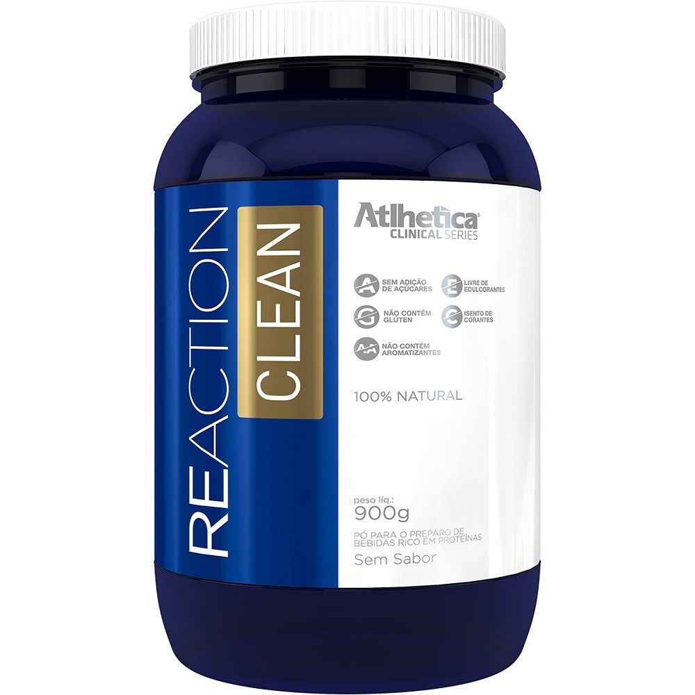 REACTION 900g - ATLHETICA NUTRITION