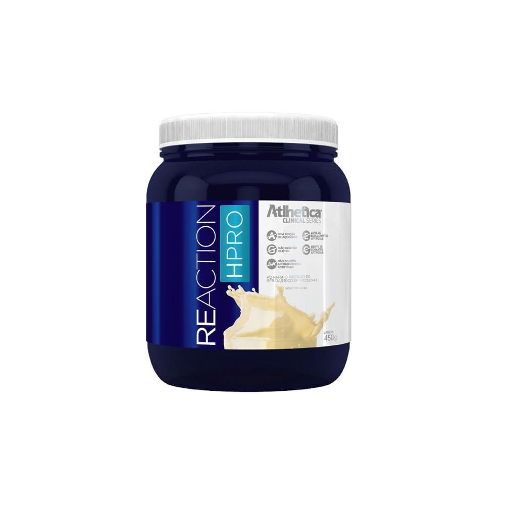 REACTION HPRO  450 G - ATLHETICA NUTRITION