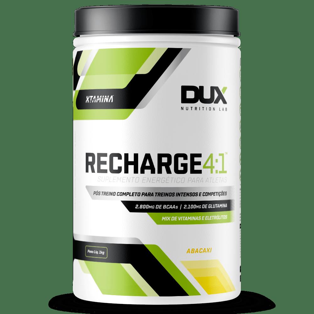 RECHARGE 4:1 - POTE 1000G - DUX NUTRITION